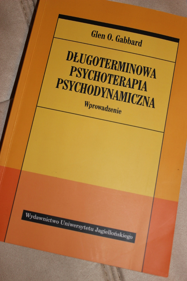psychodynamika psychoterapia gabbard