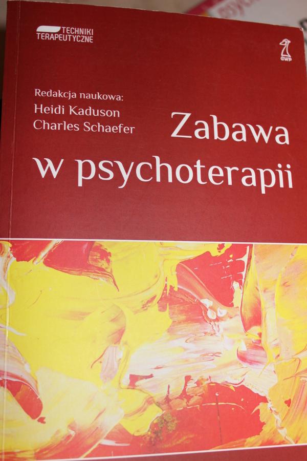 psychoterapia zabawa