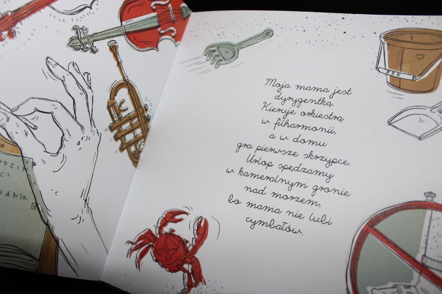 książka dla dzieci strażaczka wawrzecki dorota wojciechowska